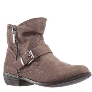 •KidPik• Ankle Boots Youth Size 6 Womens 7.5